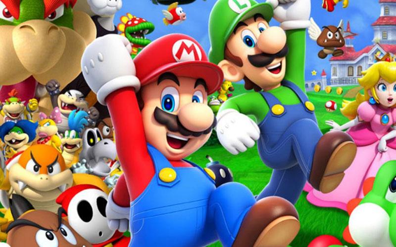 Chris Pratt y Jack Black protagonizará la nueva película de Super Mario Bros